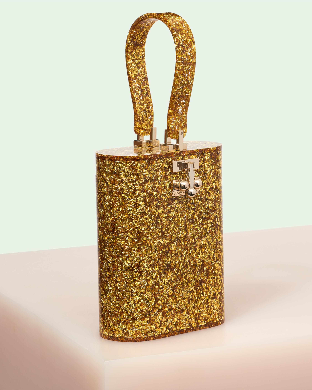 Edie Parker Oval Bag 2