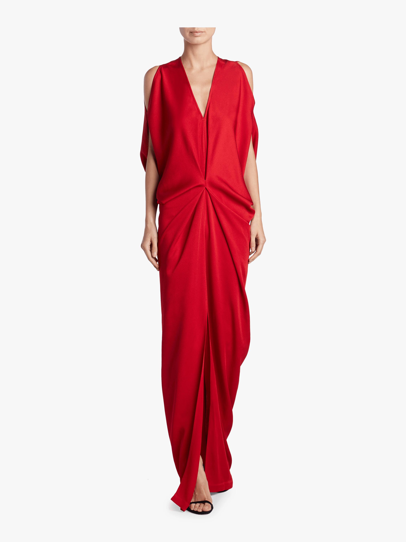 Long Miu Dress