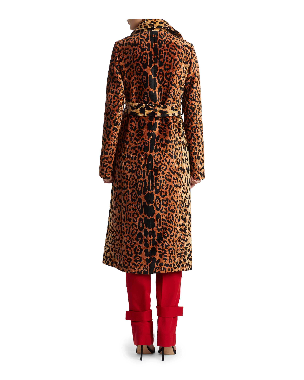Split Sleeve Fitted Coat Victoria Beckham