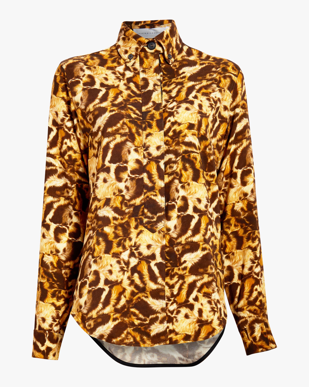 Victoria Beckham Fitted Shirt 0