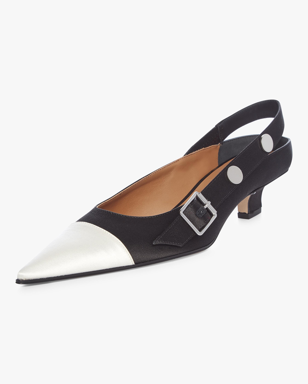 Yvon Slingback Heel