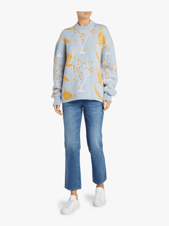 Peacock Sweater