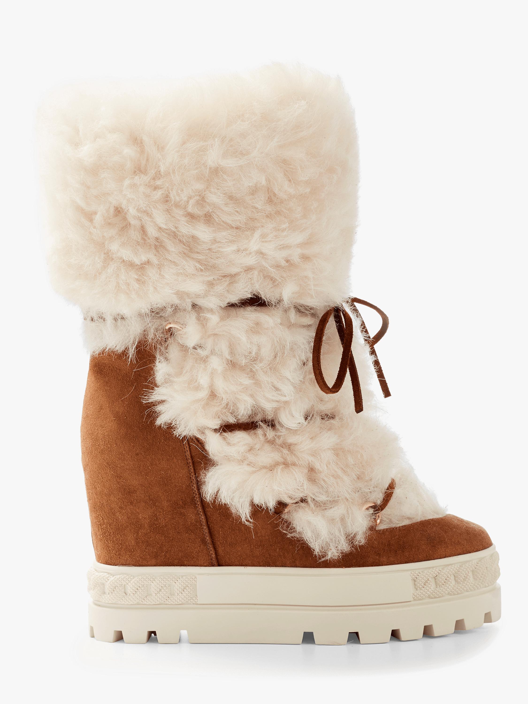 Sneaker Half Boot