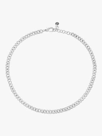 Mini Full Link Pavé Choker