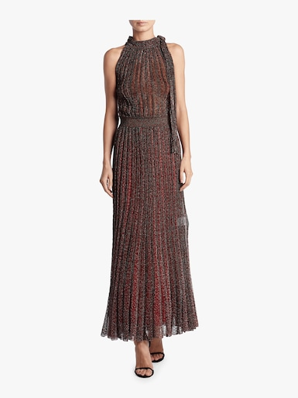 Lurex Dress