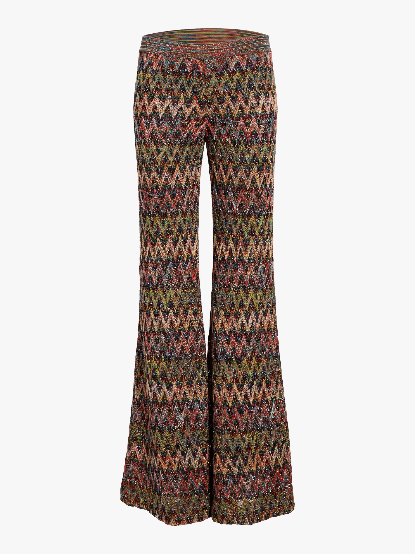Zigzag Rilevo Trousers