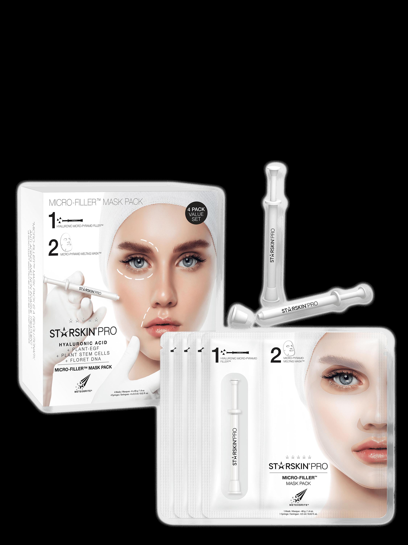 Micro Filler Mask Pack (4 pack)