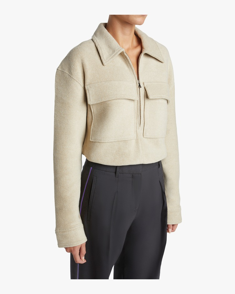 Patch Pocket Shirt Victoria Victoria Beckham