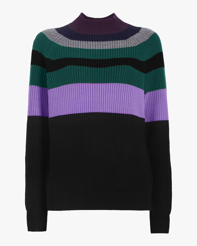 Victoria Victoria Beckham Raglan Boyfriend Sweater 0