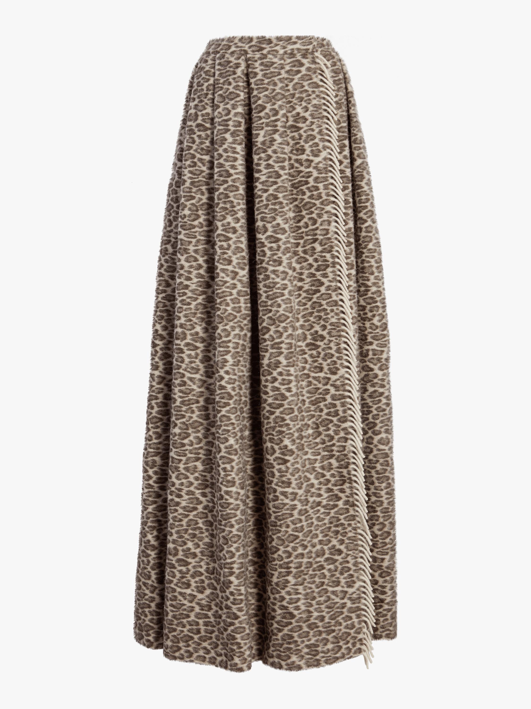 Taro Maxi Skirt