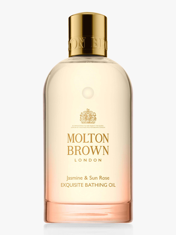 Molton Brown Jasmine & Sun Rose Exquisite Bathing Oil 200ml 2