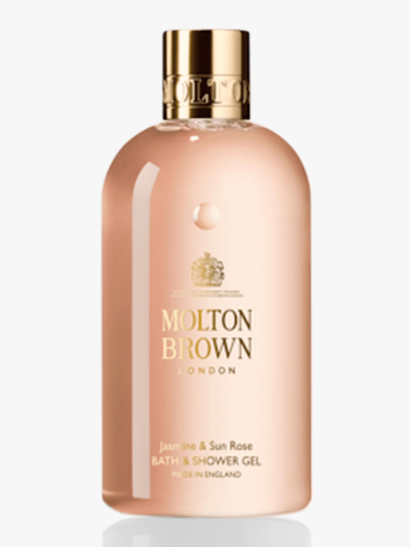 Molton Brown Jasmine & Sun Rose Bath & Shower Gel 300ml 2