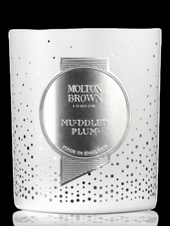 Muddled Plum Single Wick Candle 6.3 oz