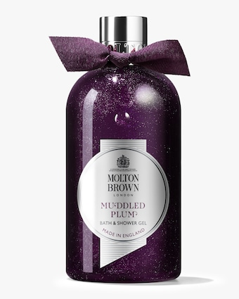Molton Brown Muddled Plum Bath & Shower Gel 300ml 2