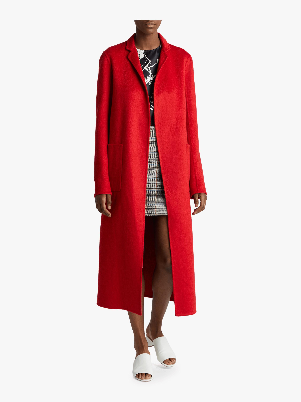 Zibelline Cashmere Fitted Coat