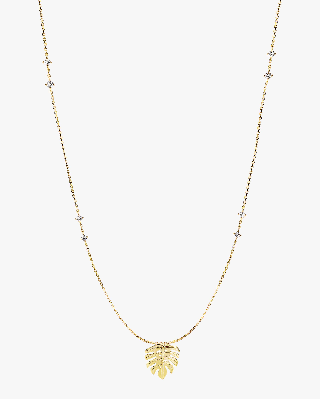Essere Shiny Tropical Pendant Necklace 0