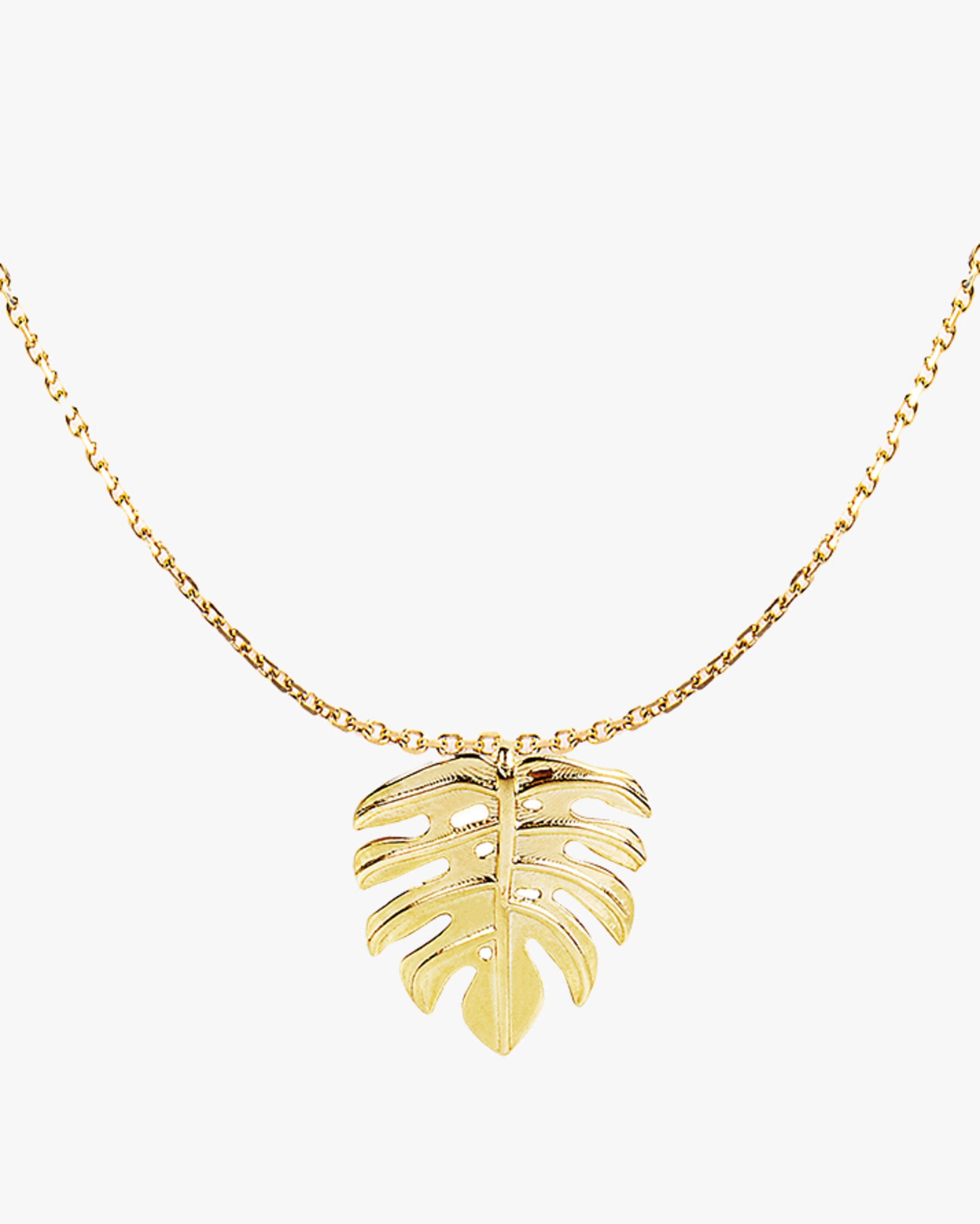 Essere Shiny Tropical Pendant Necklace 2