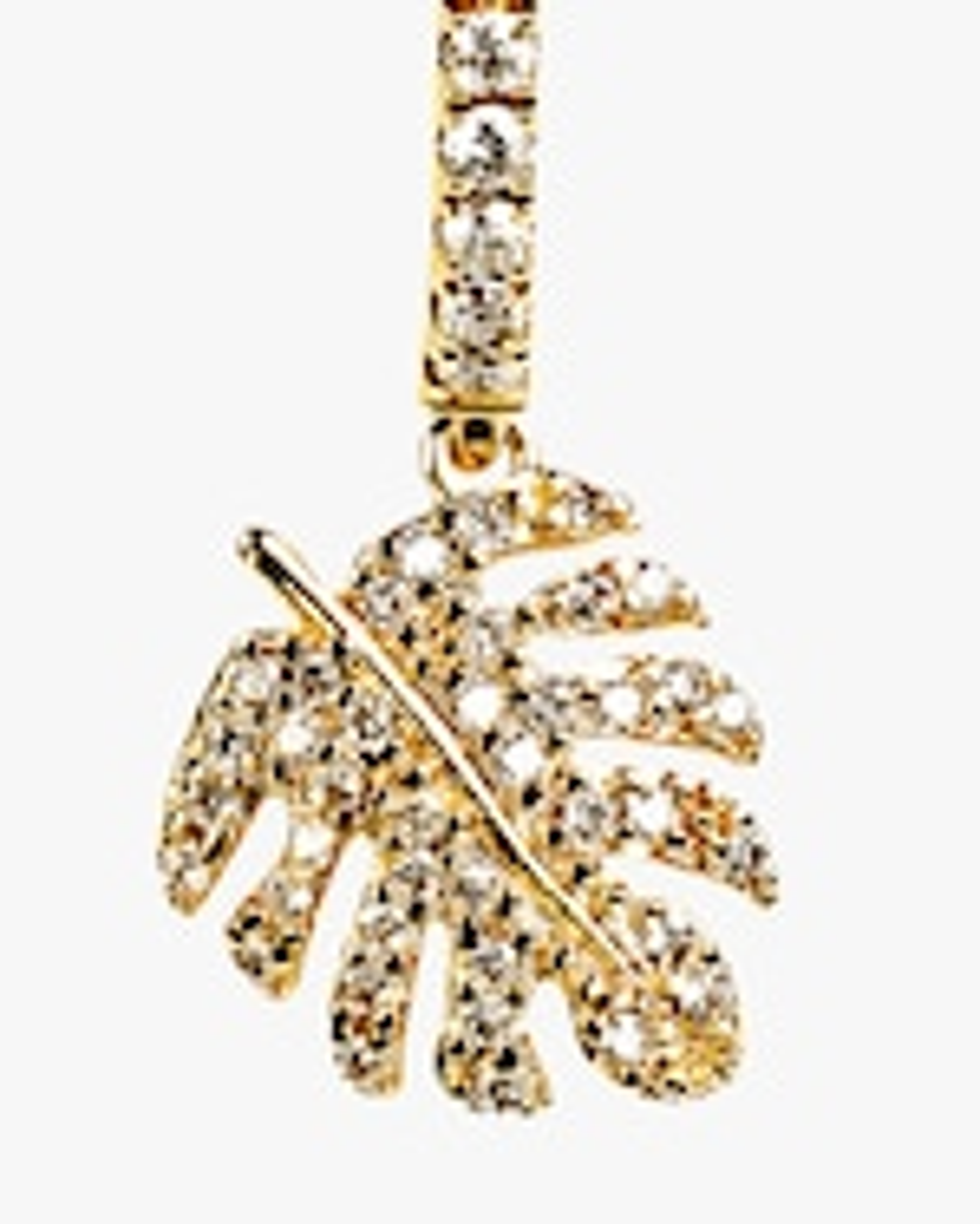 Essere Adam's Rib Petite Diamond Hoop Earrings 1