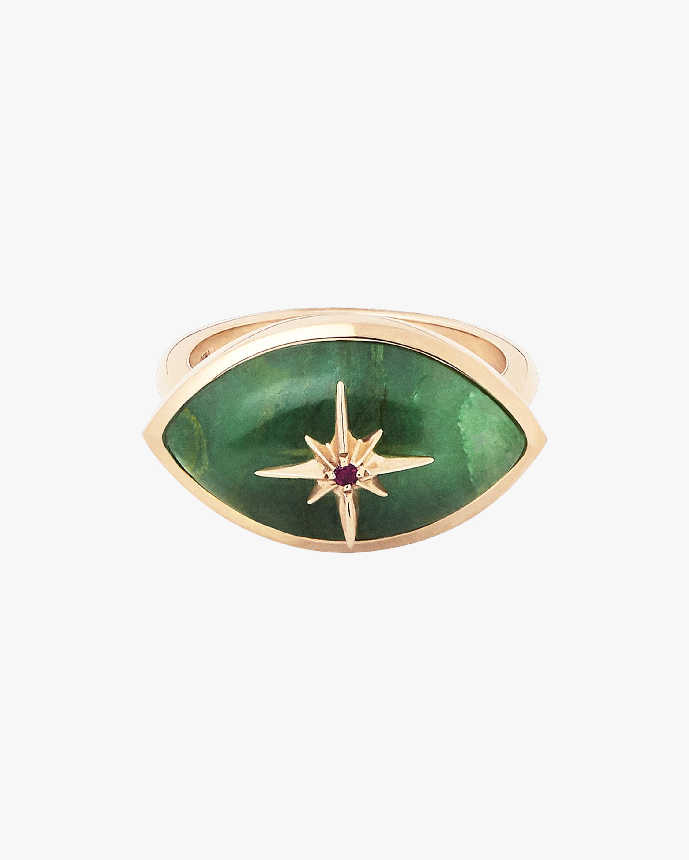 Marlo Laz Micro Eyecon Ring 0