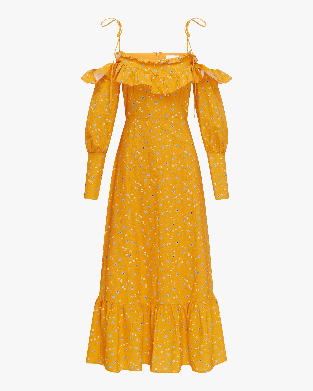 Alice McCall Limonata Midi Dress 0