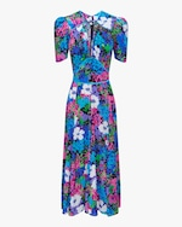 Alice McCall Midnight Midi Dress 0