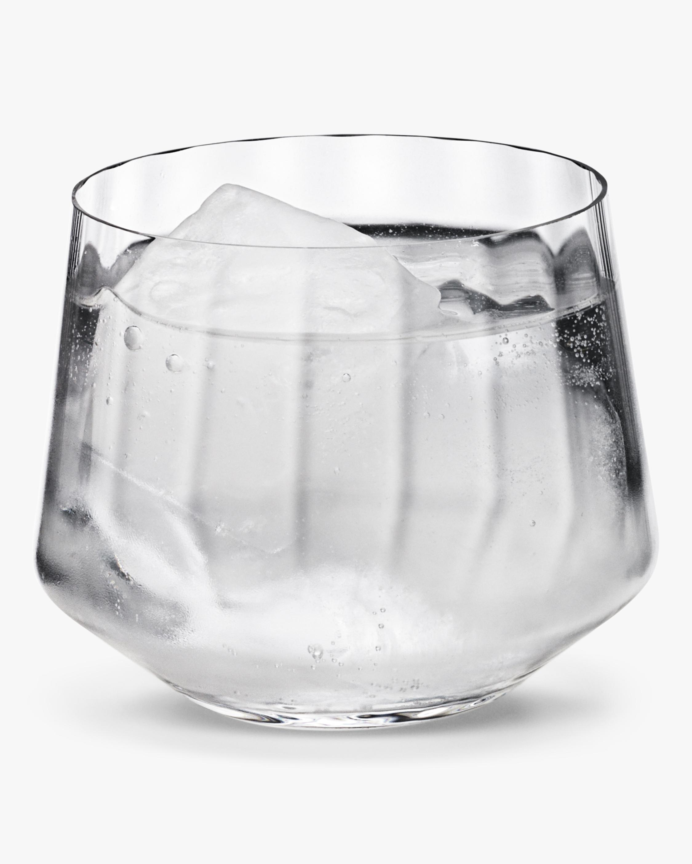 Georg Jensen Bernadotte Crystal Tumbler Glass - Set of Six 1
