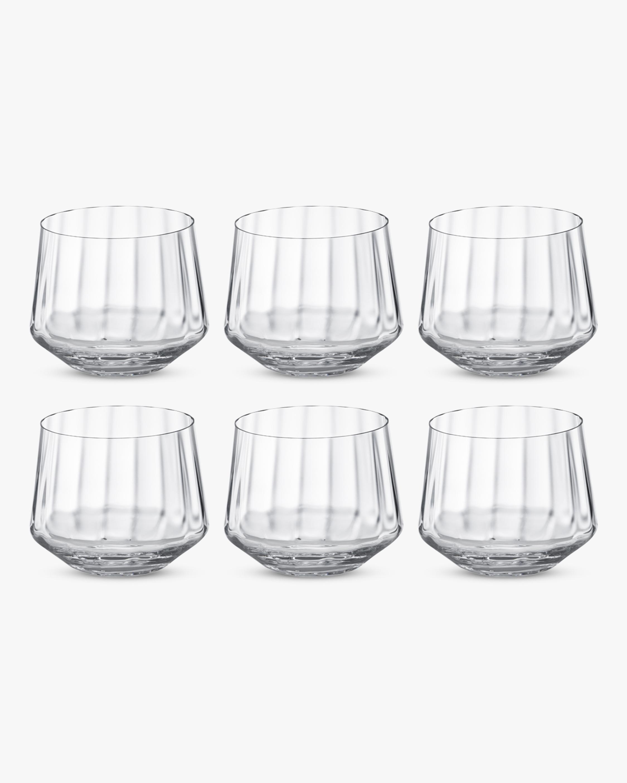 Georg Jensen Bernadotte Crystal Tumbler Glass - Set of Six 4