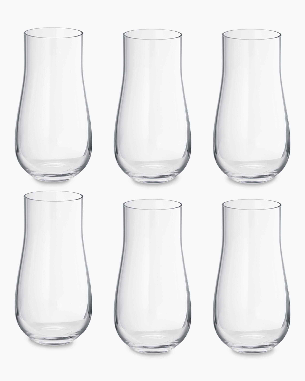 Georg Jensen Sky Crystal Glass - Set of Six 4