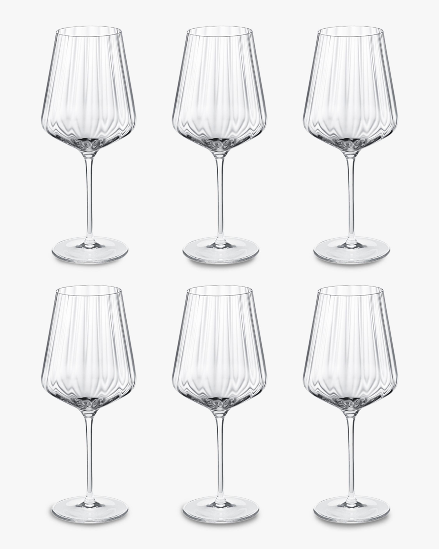 Georg Jensen Bernadotte White Wine Glass - Set of Six 3
