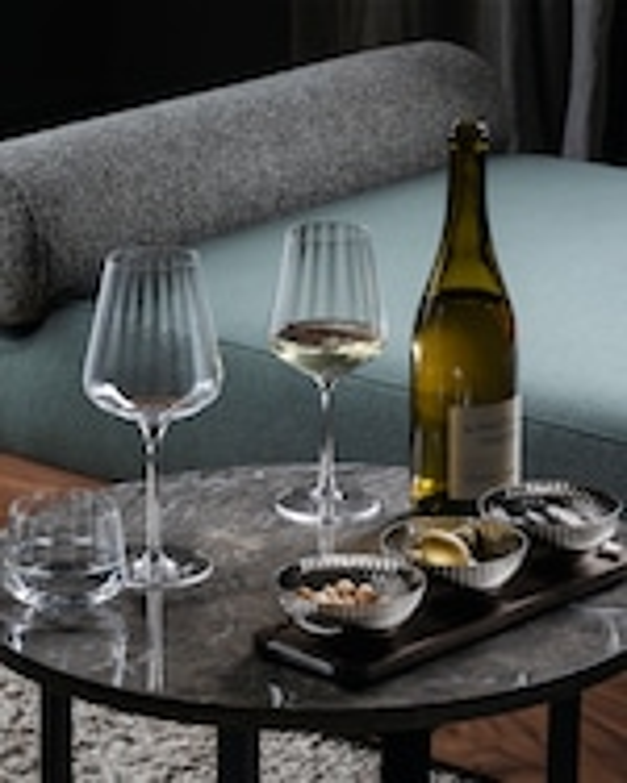 Georg Jensen Bernadotte Red Wine Glass - Set of Six 1