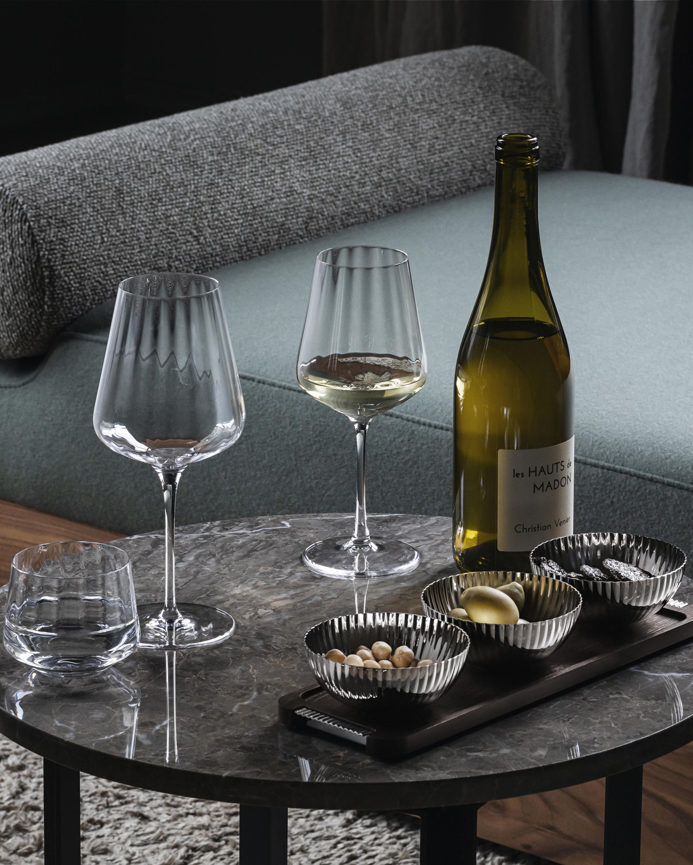 Georg Jensen Bernadotte Red Wine Glass - Set of Six 2