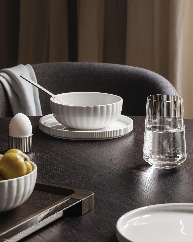 Georg Jensen Bernadotte Dinner Plate - Set of Four 2