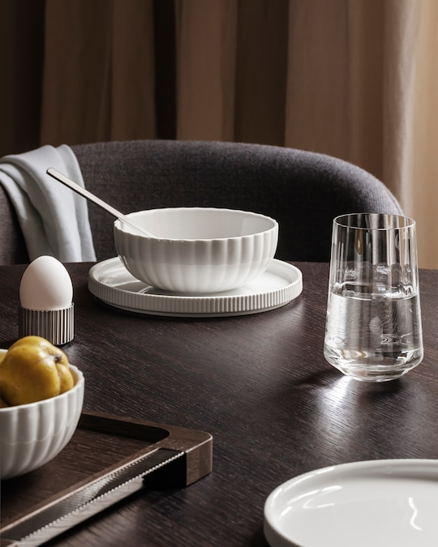 Georg Jensen Bernadotte Dinner Plate - Set of Four 1