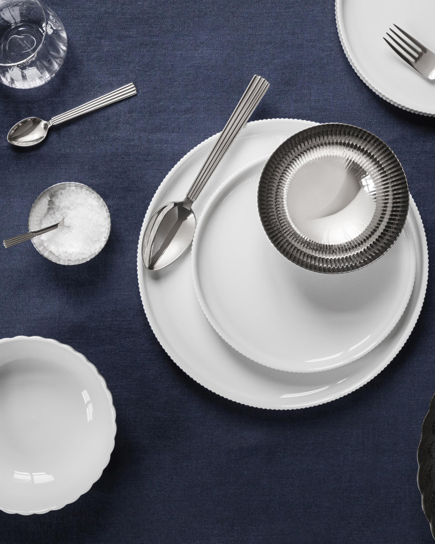Georg Jensen Bernadotte Pasta Bowl - Set of Two 2