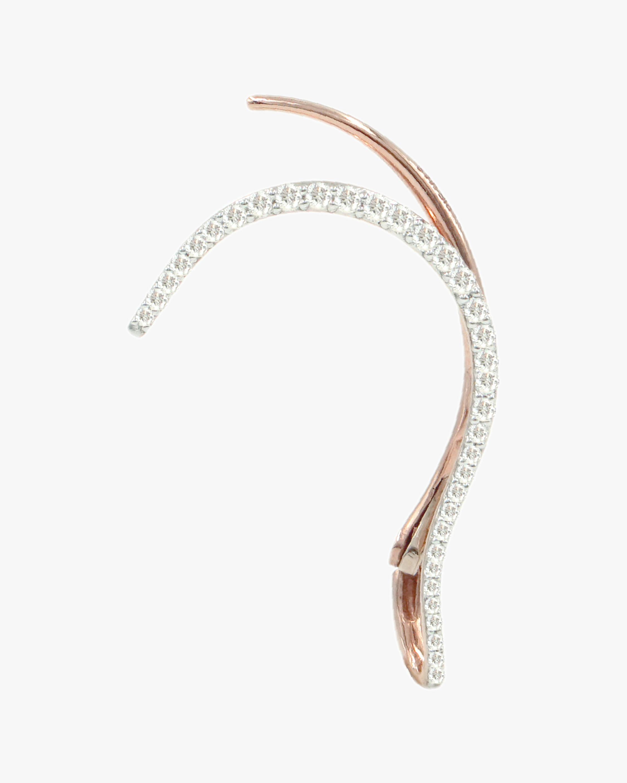 Marie Mas Single Queen Wave Ear Jewel 0