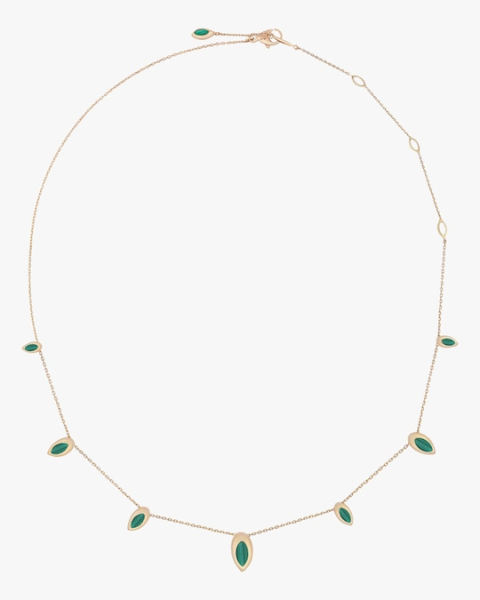 Marie Mas Swinging Chain Necklace 0