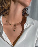 Marie Mas Swinging Chain Necklace 1