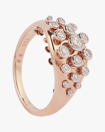 Marie Mas Queen Wave Ring 1