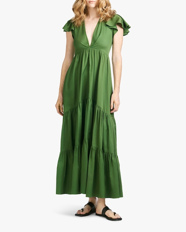 Sachin and Babi Paloma Maxi Dress 0
