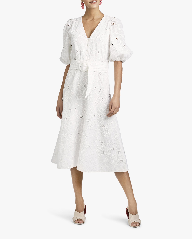 Sachin and Babi Kelsey Midi Dress 0
