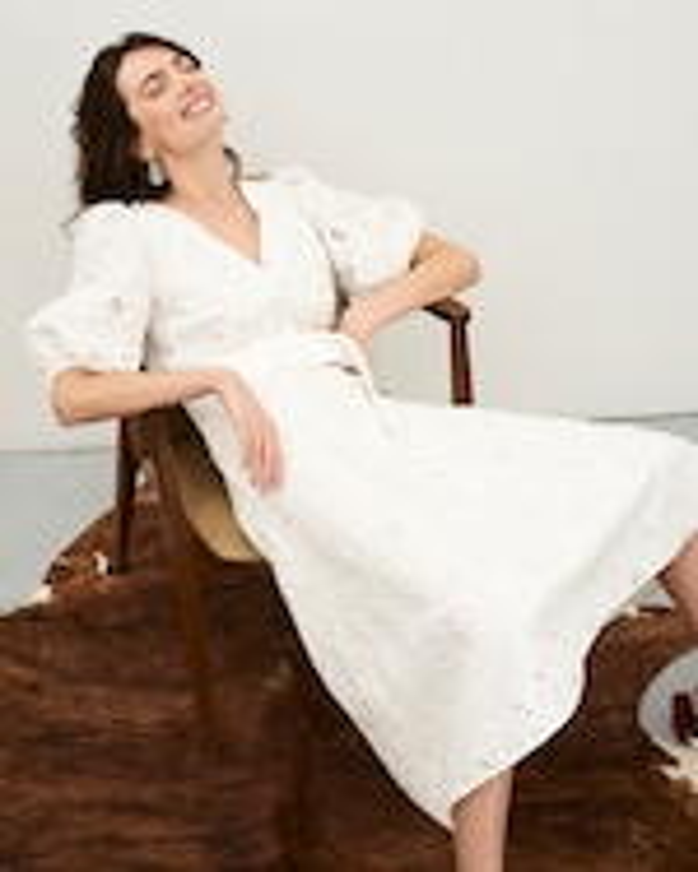 Sachin and Babi Kelsey Midi Dress 1