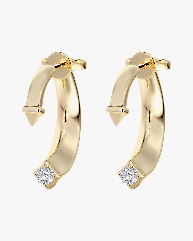 De Beers Forevermark Forevermark Avaanti™ Arc Earrings 1