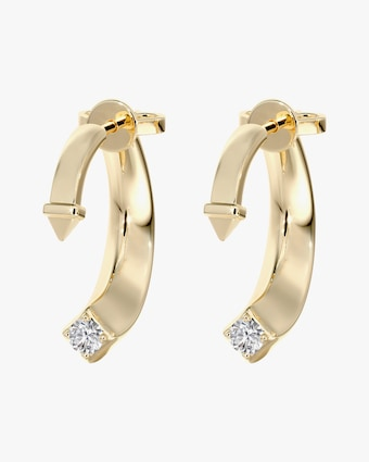 Forevermark Forevermark Avaanti™ Arc Earrings 1