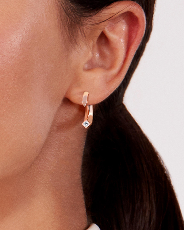 De Beers Forevermark Forevermark Avaanti™ Arc Earrings 2