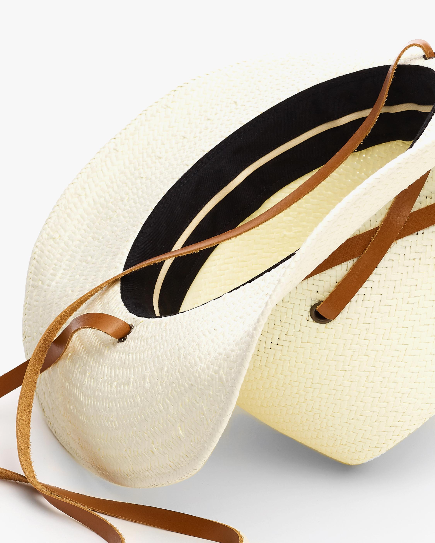rag & bone Ohara Straw Cowboy Hat 2