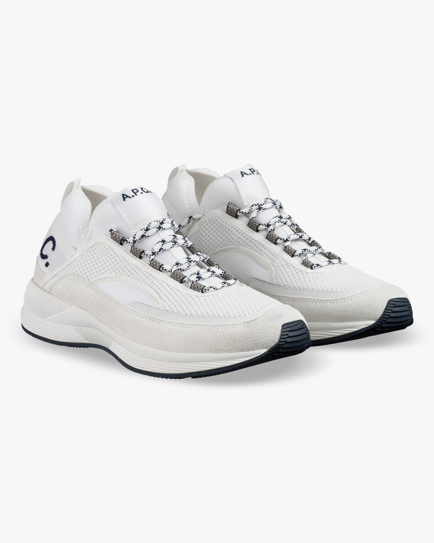 A.P.C. Run Around Sneakers 2