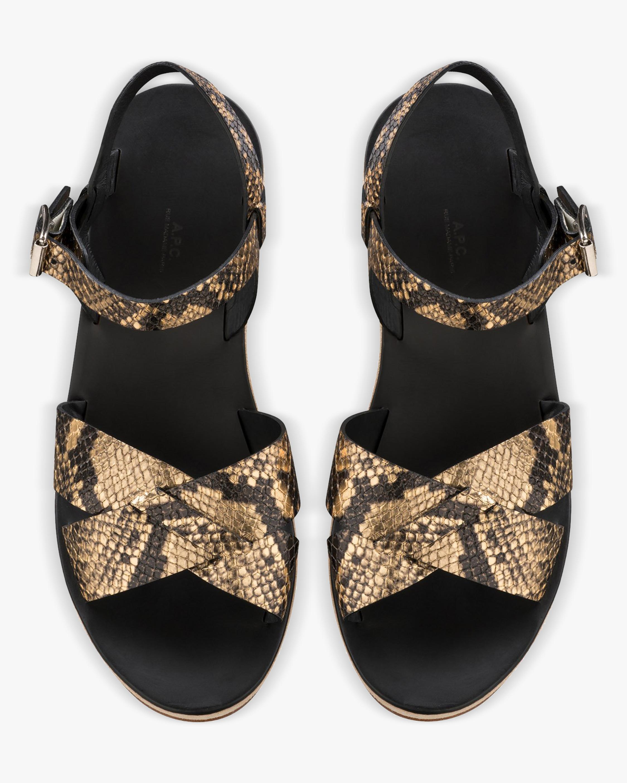 A.P.C. Originale Sandal 2