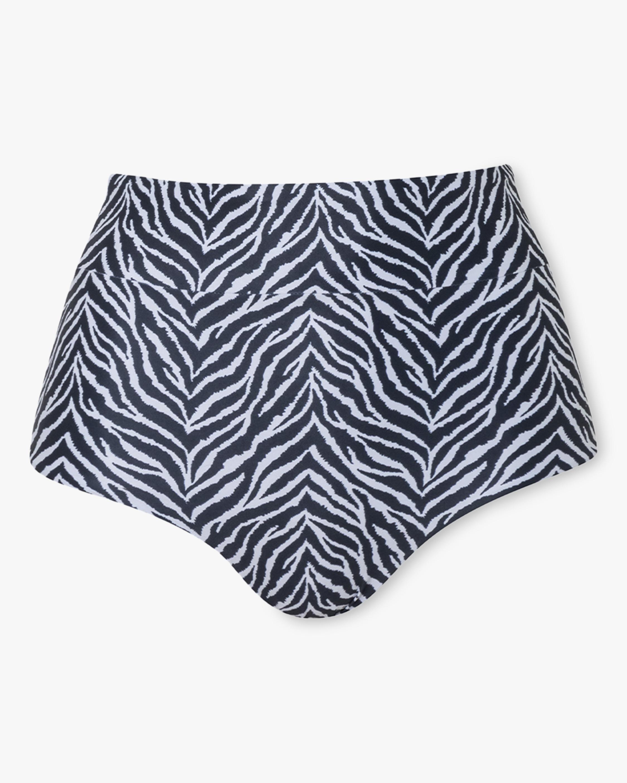 Verde Limón Valladolid High-Waist Bikini Bottom 0