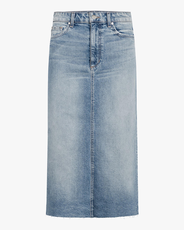 Joe's Jeans The A-Line Denim Skirt 0