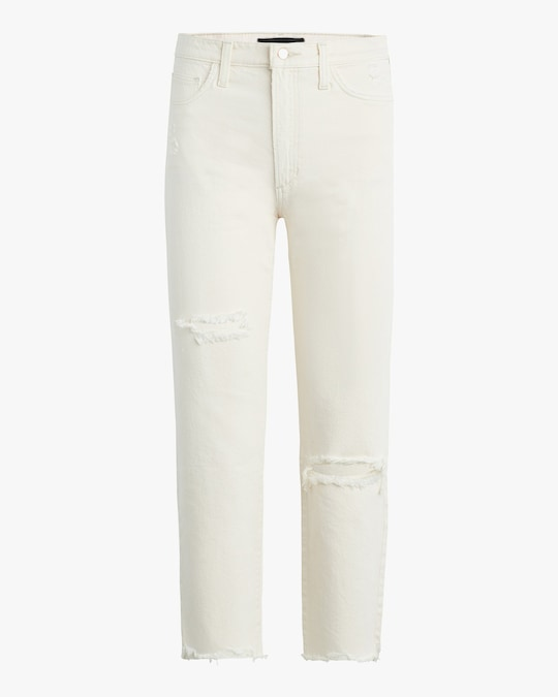 Joe's Jeans The Honor Frayed-Hem Pants 0